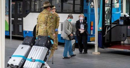 Avustralya ordusu seferber oldu