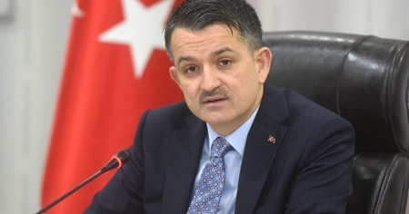 Bakan Pakdemirli'den 'Türkiye'de gıda arz güvenliğinde sıkıntı yok' mesajı