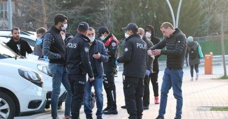 Bolu'da Kovid-19 tedbirlerine uymayan 38 kişiye 35 bin 760 lira ceza kesildi