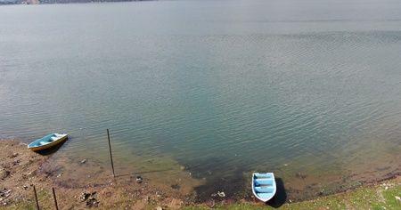 Çöl gitti, göl geldi