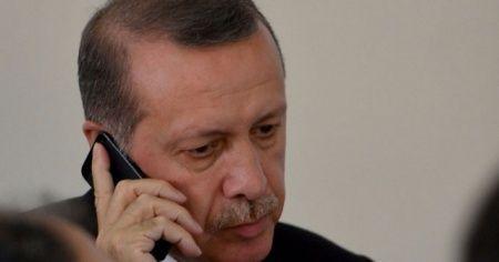 Cumhurbaşkanı Erdoğan, Çin Devlet Başkanı Şi Cinping ile telefonda görüştü