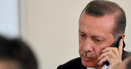 Cumhurbaşkanı Erdoğan, Kuzey Makedonya Cumhurbaşkanı Pendarovski ile telefonda görüştü