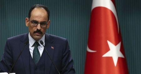 Cumhurbaşkanlığı Sözcüsü Kalın, Kovid-19 salgını sonrası süreci değerlendirdi