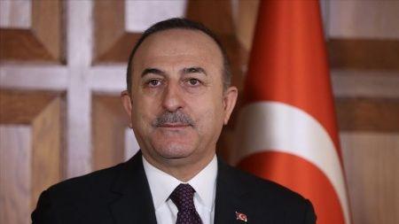 Dışişleri Bakanı Çavuşoğlu'ndan telefon diplomasisi