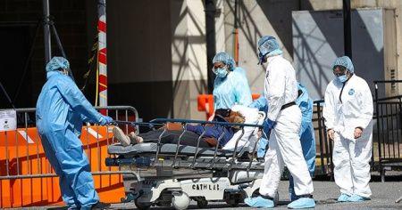 Dünya genelinde koronavirüs nedeniyle ölenlerin sayısı 50 bini aştı
