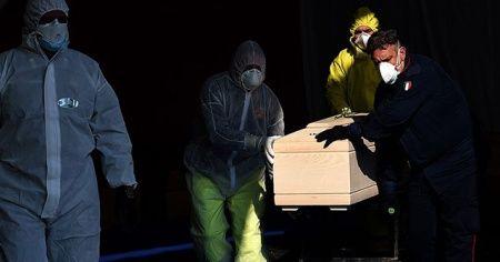 Dünya genelinde hayatını kaybedenlerin sayısı 70 bini aştı