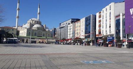 Esenler'de bazı meydan ve caddelerde kısıtlama