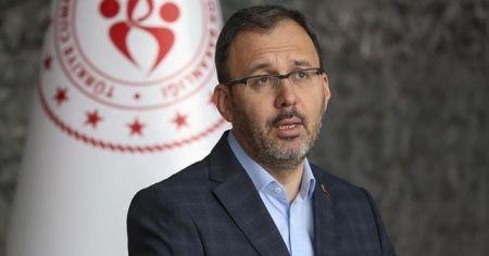 Gençlik ve Spor Bakanı Kasapoğlu: Koronavirüs salgını Türk sporunda irtifa kaybına neden olmayacak
