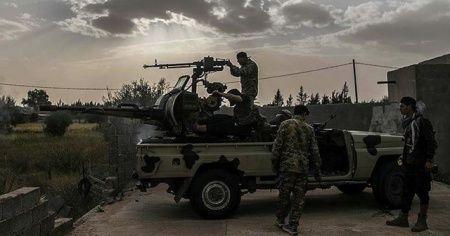Hafter güçleri ateşkesi 180 kez bozdu