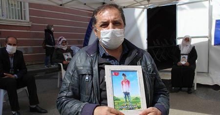 HDP önündeki ailelerin evlat nöbeti 220'nci gününde