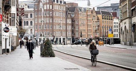 Hollanda'da Kovid-19'dan ölenlerin sayısı 1766'ya yükseldi