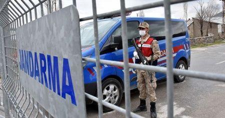 İçişleri Bakanlığı: 5 ilimizdeki 6 yerleşim yerinde karantina uygulaması sona erdi