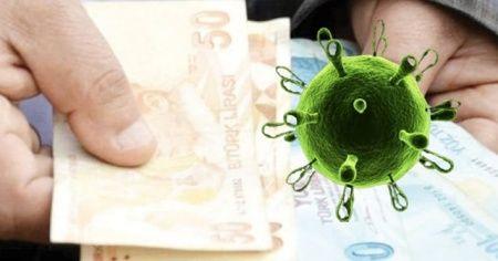 İnsanları hasta etmeye yeterli: Türk paralarında da aynı miktarda