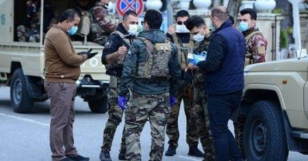 Irak'ta sokağa çıkma yasağı uzatıldı