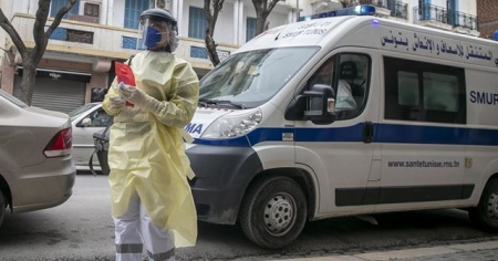 Irak ve Tunus'ta koronavirüs kaynaklı can kayıpları artıyor
