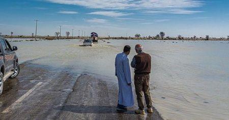 İran'ın güneyindeki sel felaketinde ölenlerin sayısı 26'ya yükseldi