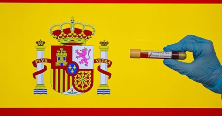 İspanya'da koronavirüs nedeniyle ölen sayısı 13 bin 55'e çıktı
