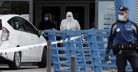 İspanya'da koronavirüs nedeniyle ölen sayısı 9 bin 53'e yükseldi