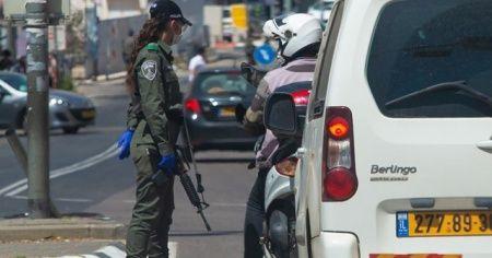 İsrail'de Kovid-19 vaka sayısı 8 bini aştı