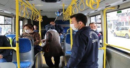 İstanbul'da toplu ulaşımda maske zorunluluğu