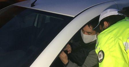 İstanbul'un giriş ve çıkışında koronavirüs denetimi devam ediyor