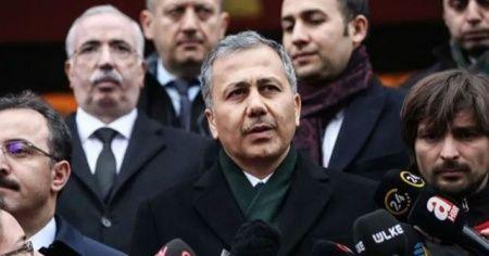 İstanbul Valisi Yerlikaya'dan sokağa çıkma yasağıyla ilgili paylaşım
