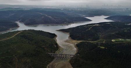 İstanbullular 'korona' günlerinde suyu idareli kullanıyor