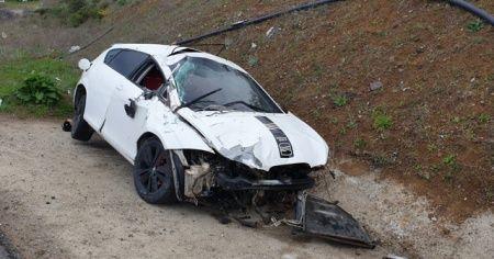 İznik'te trafik kazası: 1 ölü
