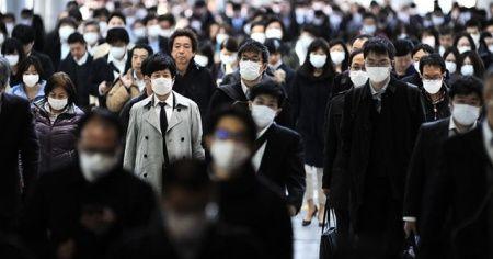 Japonya'da koronavirüs vaka sayısı 4 bini geçti