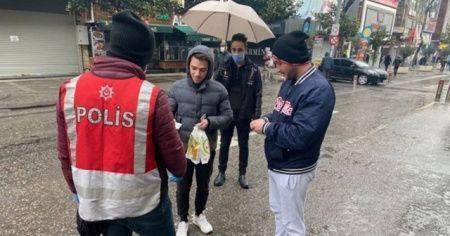 Kayseri'de 18-20 yaş aralığında olup çalıştıklarını belgeleyenler sokağa çıkabilecek