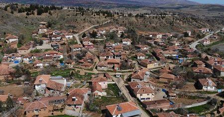 Kırıkkale'de 700 nüfuslu köy karantinada
