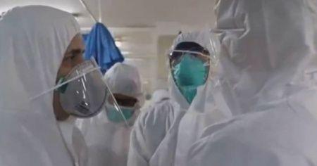 Kırklareli'de kovid testi pozitif çıkan 71 hastanın takibi sürüyor