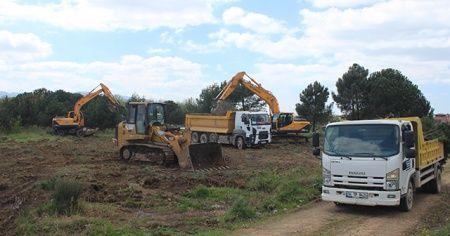 Kocaeli'ye sahra hastanesi yapılıyor