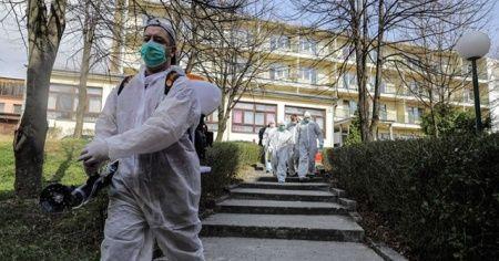 Kovid-19 salgınının Balkanlar'daki etkisi artıyor