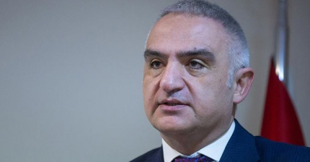 Kültür ve Turizm Bakanı Ersoy: Konaklama vergisi yılbaşına ertelendi