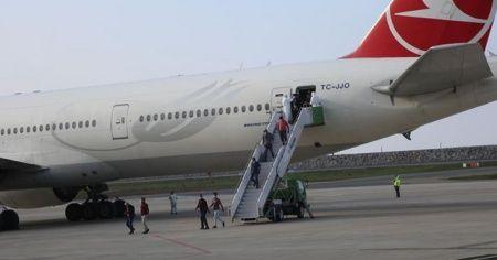 Kuveyt'teki Türk işçilerden 301'i Türkiye'de