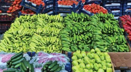 Meyve-sebze ihracatı patladı