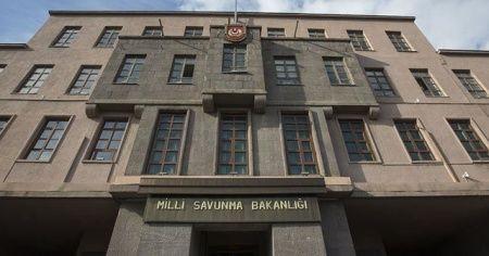 MSB: Bir sivil memur Kovid-19'dan hayatını kaybetti