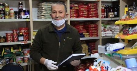 Muğla'da bir hayırsever ihtiyaç sahiplerinin market borcunu ödedi
