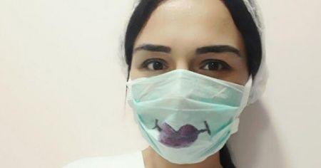 Özge hemşire virüsü yendi, yaşadıklarını paylaştı