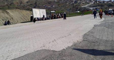 PKK'lı teröristler, Diyarbakır'da köylülere saldırdı