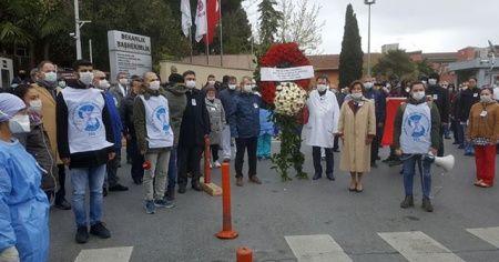 Prof. Dr. Cemil Taşcıoğlu için İÜ İstanbul Tıp Fakültesinde tören düzenlendi