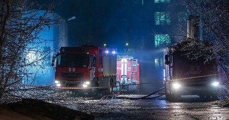 Rusya'da huzurevi yangını
