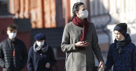 Rusya'da korona virüsü vaka sayısı 10 bini aştı