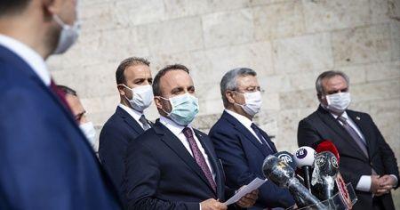 Sağlıkta şiddetin engellenmesine yönelik kanun teklifi Meclis Başkanlığı'na sunuldu