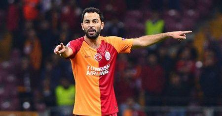 """Selçuk İnan: """"Galatasaray için her türlü fedakarlığı yapmaya hazırım"""""""