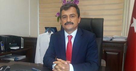 Siirt İl Sağlık Müdürü Dr. Erol Emre Ömür Korona'ya yakalandı