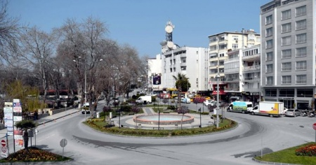 Sinop'ta Kovid-19 önlemleri kapsamında ilçeler arası seyahat yasağı getirildi