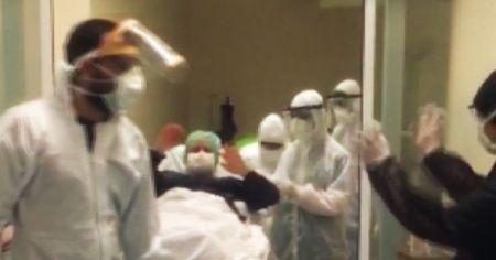 Sivas'ta 46 korona hastası taburcu edildi