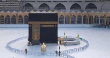 Suudi Arabistan'dan hac organizasyonunda iptal sinyali